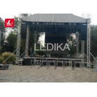 Buy cheap 6082 Aluminum Square Truss Structure Event Aluminum Spigot / Bolt With Wings from wholesalers