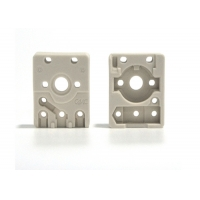 Buy cheap High Insulation Resistance Thermostat Talc Ceramic Components from wholesalers