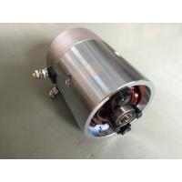 Buy cheap White Zinc 1600W 12 Volt DC Motor for Hydraulic Power Pack Units product