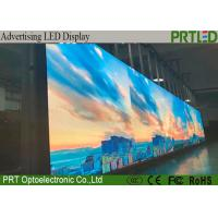 Buy cheap Outdoor Smd LED Display ,  P4 LED Screen Video Wall For Advertising from wholesalers