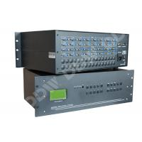 Buy cheap Multi screen lcd Video Wall controller 144ch Max Signal output RS232 ,  IP Control method from wholesalers