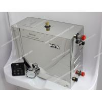 Buy cheap Wet Commercial Steam Generator 220v 6kw for steam bath product