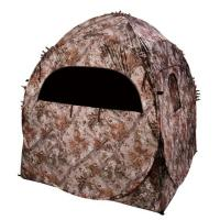 Buy cheap Professional stable easy foldable camo hunting ground blind tents from wholesalers