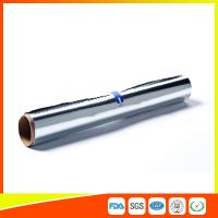 Buy cheap Household Aluminium Foil Roll For Food / Chocolate / Cheese / Butter Wrapping from wholesalers