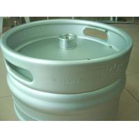 Buy cheap Europe Standard Food Grade Draft Beer Keg / 30 Litre Beer Keg from wholesalers