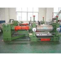 Buy cheap Two Roll Mixing Mill Rubber Mixing Machine With Gear Coupling Transmission from wholesalers