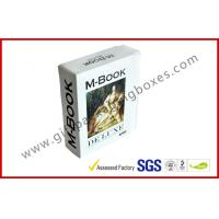 Buy cheap Folded Hologram Printing Corrugated Paper Box For Tablet / E-book Packing product