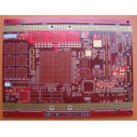 Buy cheap Environmental protection UL multilayer pcb High precision prototype 1 - 28 layers from wholesalers