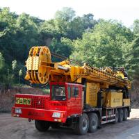 Buy cheap Truck Mounted Mining Drilling Rig For Horizontal Directional Drilling from wholesalers