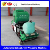 Buy cheap Factoty sale Corn Silage Packing Machine/Hay baler machine hot sale from wholesalers