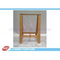 Buy cheap OEM / ODM MDF Wooden Display Stands Customized Retail Shopping Mall Display Rack from Wholesalers