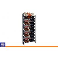 Buy cheap 14.8 Kgs Functional Hign Capacity Shoe Storage Racks With 10 Layers from wholesalers
