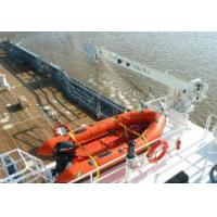 Buy cheap High Speed Rescue Motor Boat with A Type Davit from wholesalers