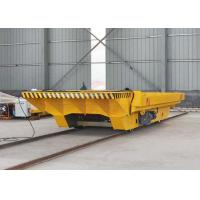 Buy cheap VFD Device Towed Electric Transfer Cart 0 - 20m / Min Running Speed Easy To Use from wholesalers