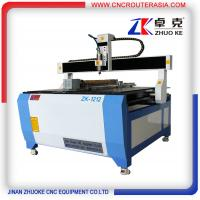 Buy cheap 4th rotary axis CNC Engraving Carving Machine with Mach3 controller ZK-1212-2.2KW product