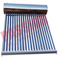 Buy cheap 304 Stainless Steel Thermal Solar Water Heater Residential With Feeding Tank from wholesalers