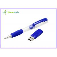 Buy cheap Blue Pencil USB Flash Pen Drives 32G USB Key with Windows XP, ME , 98 , 2000 from wholesalers