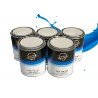 Buy cheap 1K Basecoat Red / Black Pearl Car Paint , Weather Resistant Pearlescent Auto Paint from wholesalers