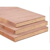 Buy cheap Commercial BlockBoard Red Meranti Block Board with Indonesia Falcata Core from wholesalers