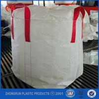 Buy cheap 100% pp woven U-Panel 1000kg FIBC super sacks for sand cement and chemical,1 ton pp bag from wholesalers