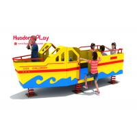 Buy cheap Huadong Plastic Play Equipment , Economical Play Ground Set Different Playing from wholesalers