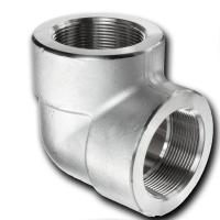 Buy cheap ASTM B466 UNS C70600 CuNi 90/10 Forged Pipe Fittings , 90 Degree Butt Welding Elbow from wholesalers