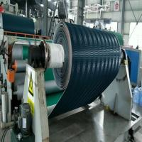 Buy cheap New Condition High Grade PVC Conveyor Belt For Bakery   bule conveyor belt from wholesalers
