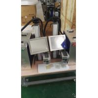 Buy cheap Portable Laser Cutting Machine For Electrical Appliance / Plastic Keypad from wholesalers