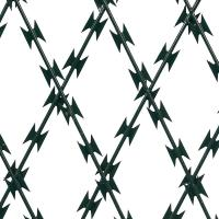 Buy cheap Stainless Steel Galvanized Barbed Wire , Easy Maintenance Razor Wire Mesh from wholesalers
