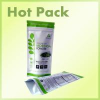 Buy cheap Different Sizes Stand Up Pouch Packaging For Tea Leaves , Commercial Food Packaging Bags from wholesalers