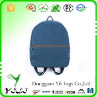 Buy cheap Luxury Quality Good Prices Custom Jeans Backpack from wholesalers