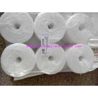 Raw White Polypropylene Twine Packing Rope Lt021 Diameter 1mm - 6mm