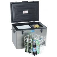 Buy cheap 45 Liters dc portable fridge from wholesalers