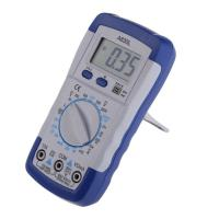 Buy cheap High Quality F500mA/250V A830L LCD Digital Multimeter DC AC Voltage Diode Freguency from wholesalers