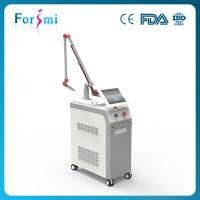 Buy cheap Double nd yag laser rod Q-switched nd:yag laser tattoo removal machine skin rejuvenation from wholesalers