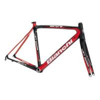 Buy cheap BIANCHI SEMPRE PRO Full Carbon Fiber Bike Bicycle Frame from wholesalers