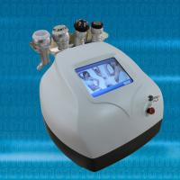 Buy cheap Cavitation RF Body Slimming Machine Skin Rejuvenation 4 Handles from wholesalers