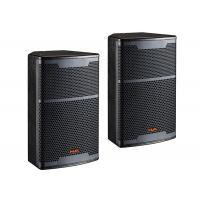 Buy cheap PA Sound System Speakers 12 350W Birch Plywood  Power , 2 Way Pa Speaker from wholesalers