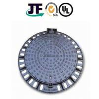 Buy cheap Ductile Iron Manhole Covers En124/Cast Iron Manhole Cover from wholesalers