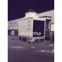 Buy cheap Square Type Cross Flow Low Noise Cooling Tower from wholesalers