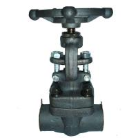 Buy cheap 1500LB Forged Steel Globe Valve With SW End / Threaded End / Flange End from wholesalers