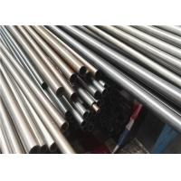 Buy cheap Welded ERW Black Hollow Steel Tube ,  1/2 Inch OD Round Steel Pipe E355 Material from wholesalers