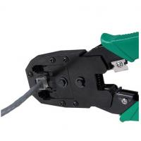 Buy cheap RJ45 Crimp Tool 4P 6P 8P for Cat5 Cat 6 Cable product