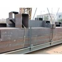 Buy cheap Heavy Steel Building Frames Painting Boxed Columns For Chile Factory from wholesalers