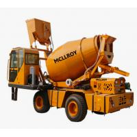 Buy cheap 76kw Heavy Construction Machinery 2.0 Cubic Meters Self Propelled Concrete Mixer from wholesalers