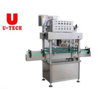 Buy cheap High Quality automatic hot sell Professional pneumatic bottle capping machine from wholesalers
