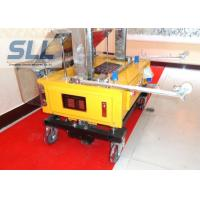 Buy cheap Height Adjustable House Plaster Machine Automatic Plastering Tools Easy Operate from wholesalers