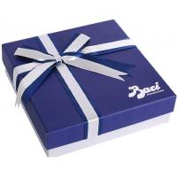 Buy cheap Panton Colors Cardboard Chocolate Packaging Box Gift Paper Box With Ribbon Bow from wholesalers