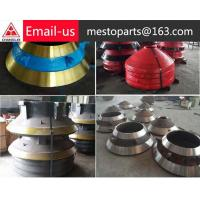 Buy cheap crusher components from wholesalers