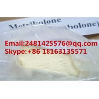 Buy cheap Raw Anabolic Steroid  Methyltrienolone Metribolone Powder For Muscle Gainning CAS 965-93-5 from wholesalers